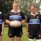 St Francis Ladies recruitment video