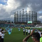 Guard of Honour at Kia Oval 4th August 2017