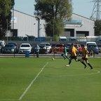 David Smiths 2nd goal against Three Bridges