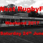 Harrow RFC NatWest RugbyForce Day - what we did!