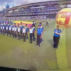 Our big day out: CWC2019 AUSvSRL @ Oval 15 June 2019