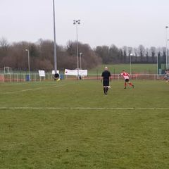 16th Feb 2019 - penalty conversion vs New Milton
