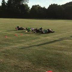 Pumas Pre-Season Training 2017/18