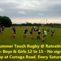 Touch Rugby @ Ratoath