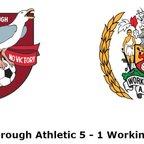 Scarborough v. Workington AFC - Sat 27 April 19