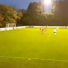 Steve Davies second goal vs Swindon Supermarine