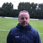 Yate manager Paul Britton reflects on Yate's victory over Slimbridge