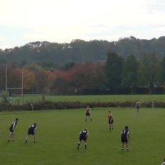 EGRFC v Eastbourne Colts 4.11.18