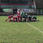 2nds Vs Seven Sisters 9th Feb 2019