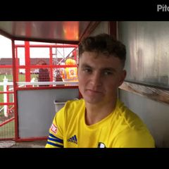 21-10-2017 - Stourbridge v Grantham Town - Post match interview with Ollie Luto