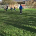 Worplesdon Rangers U8 Eagles v Abbey Rangers U8 Diamonds